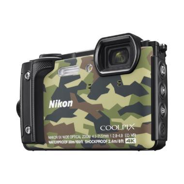 Nikon Coolpix W300 Army Kamera Pocket