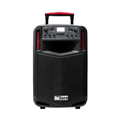 harga Aubern BE-15 CX Portable Audio PA System Active Speaker Blibli.com