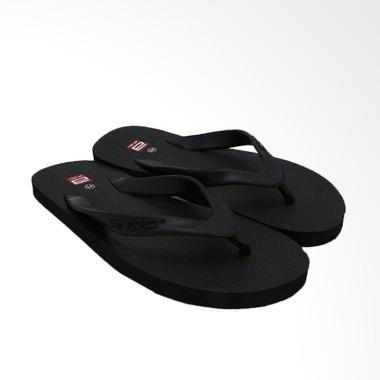Ando Hawaii Man Sandal Jepit Pria - Black