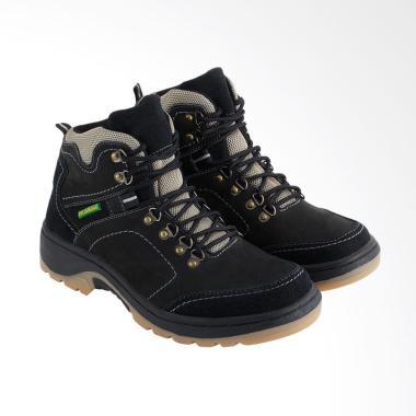 JK Collection Sepatu Boots Pria [JKC-JHR 3208]