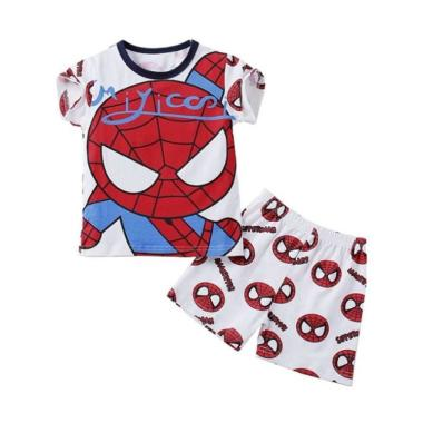 VERINA BABY Spiderman Setelan Baju Tidur Anak