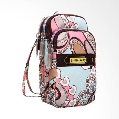 Lansdeal SJF71123733C Fashion Print ... r Bag Wanita - Multicolor