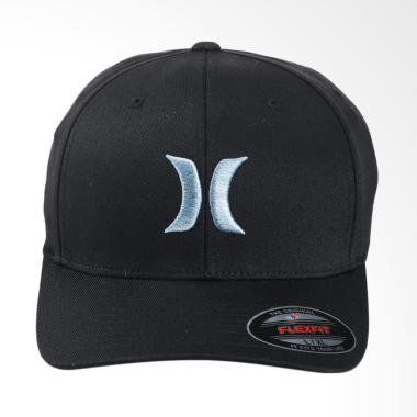 Hurley One and Only Hat Topi Pria - Black Noise Aqua [892030 012]