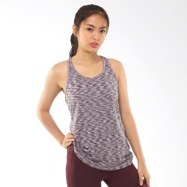Active & Co II Strap Back Baju Olahraga Wanita - Misty Pink [ATK0032]