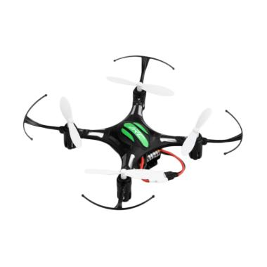 JJRC H8 Mini Drone Eachine RTF RC Quadcopter - Hitam [2.4 Ghz]