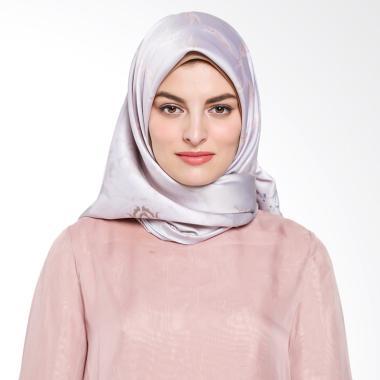 Ria Miranda Bava Scarf Muslim - Green
