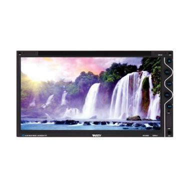 VARITY VR-6995 DVD-TV Monitor Touch ... ad Unit Mobil [6.95 Inch]