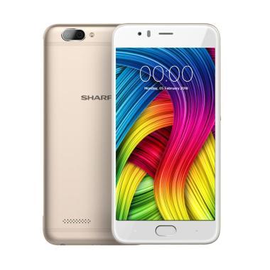 SHARP Pi Smartphone - Gold [16GB/ 2 GB]