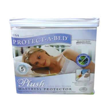 SLEEP CENTER Protect A Bed Sleep Center Plush Mattress Protector