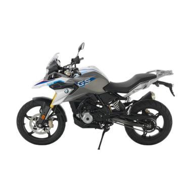 BMW Motorrad G 310 GS Sepeda Motor - Pearl White Metallic