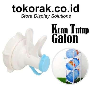 harga Kran Tutup Air Galon - Kran Rak Besi Galon Susun Air - Rak Dispenser (Kode 03)) Multicolor Blibli.com