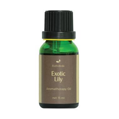 harga Bathaholic Exotic Lily Aromatherapy Oil [15 mL] Blibli.com