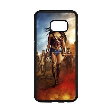 Acc Hp Superhero Wonder Woman O0878 Casing for Samsung Galaxy S7