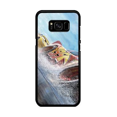 Acc Hp The Cars Road Water O0698A Casing for Samsung Galaxy S8 Plus