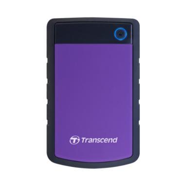 Transcend Storejet 25H3 HardDisk Ex ... a [16GB] + Pouch Harddisk