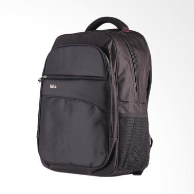 Inficlo Bodypack Laptop Backpack Tas Ransel Pria - Hitam [SMM912]