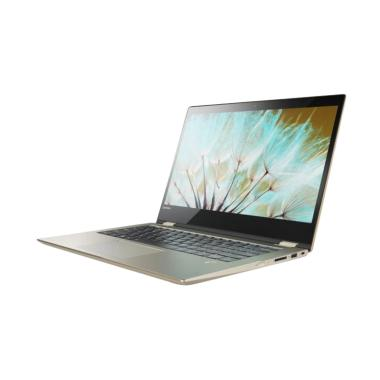 Lenovo YOGA 520 i5 VGA w10 Laptop - Gold