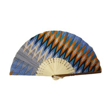 Belanja OlehOleh Batik Bali Kipas [30 cm]