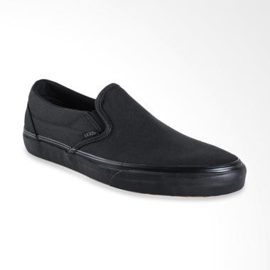 Vans U Classic Slip On Sepatu Pria - Black