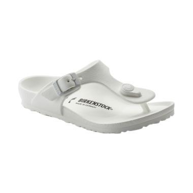 Birkenstock 128403 Gizeh Eva Kids Sandal Anak - White