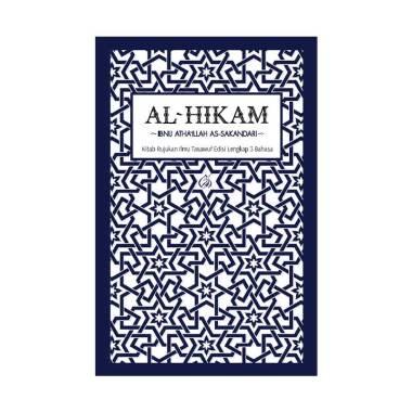 Turos Pustaka Al-Hikam by Ibnu Atha`illah Al-Iskandari Buku Religi Islam 1ece50fb82