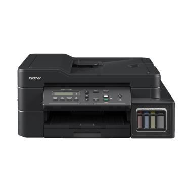 Brother DCP-T710W Wireless ADF Printer Inkjet Multifungsi - Hitam