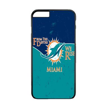 Cococase Similiar New Miami Dolphin ... for iPhone 6 or iPhone 6S