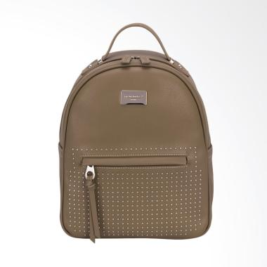 David Jones CM3726 Mini Backpack Wanita - Khaki