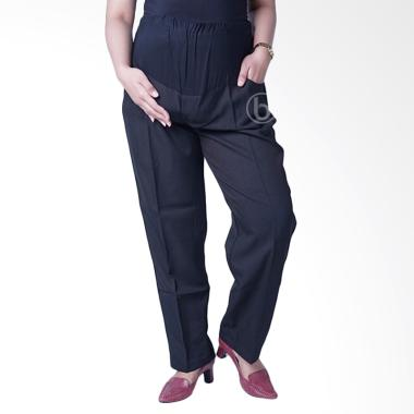 Mama Hamil CLO 06 Standart XXL Celana Ibu Hamil - Hitam