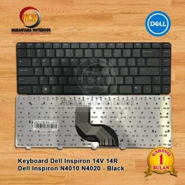 harga Keyboard Dell Inspiron 14V 14R N4010 N4020 - Black Blibli.com