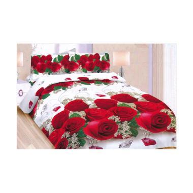 TERMURAH Sprei Bonita Tipe Royal Rose Queen Size 160