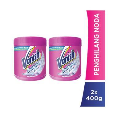 VANISH Penghilang Noda Pakaian Powder [400 g/2 pcs]