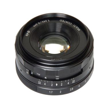 MEIKE 35mm f/1.7 Manual Focus APS-C for Fujifilm X-Mount