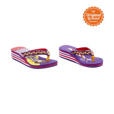 Disney Sofia the First Slip on Wedges - Purple