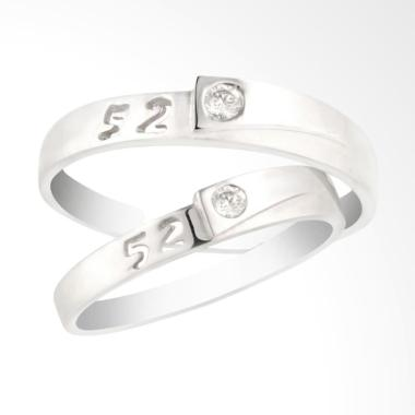 Posh Jewellery GY0100 Wedding Ring
