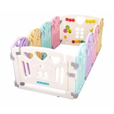 Coby Haus New CobyFence Butterfly Pagar Pengaman Bayi [12+2]