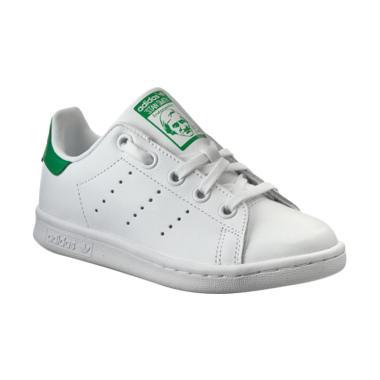 adidas Stan Smith C Orgnls Youth Sh ... ak - White Green [BA8375]
