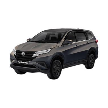 Daihatsu All New Terios 1.5 X Deluxe Mobil - Bronze Metallic