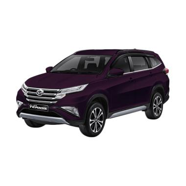 Daihatsu All New Terios 1.5 R Deluxe Mobil - Purple Metallic