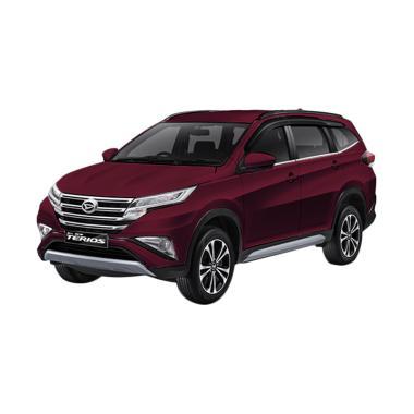 Daihatsu All New Terios 1.5 R Deluxe Mobil - Scarlet Red Metallic