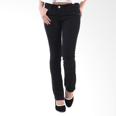 JSK Jeans 9111 Cutbray Celana Panjang Wanita