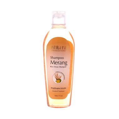 Mustika Ratu 10350 MR SHP Merang Shampoo [175 mL]