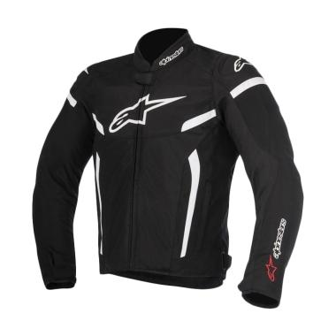 Alpinestars T-GP Plus R V2 Jaket Motor - Black White