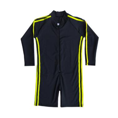 Rainy Collections Lis Kuning Baju R ...  Tangan Panjang [Size TK]