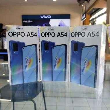harga OPPO A54 RAM 4/64 Starry Blue Blibli.com