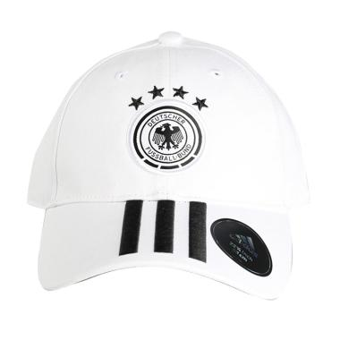 adidas Unisex Football DFB 3 Stripes Cap [CF4928]