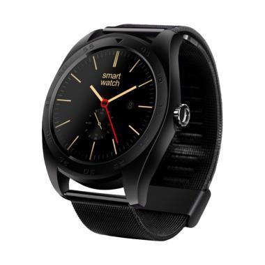 Xwatch K89 Stainless Strap Smartwatch - Hitam
