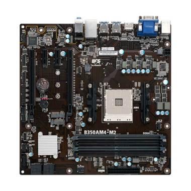 ECS B350AM4-M2 Motherboard