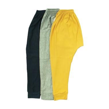 Kazel Jobel Long Pants Grey Edition Celana Anak [3 Celana]