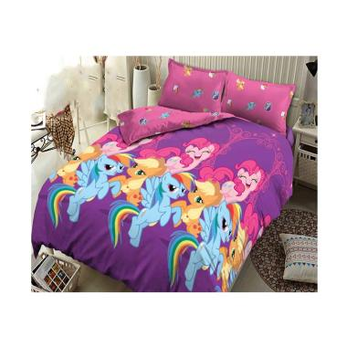 Kintakun Dluxe Classic Little Pony Set Sprei